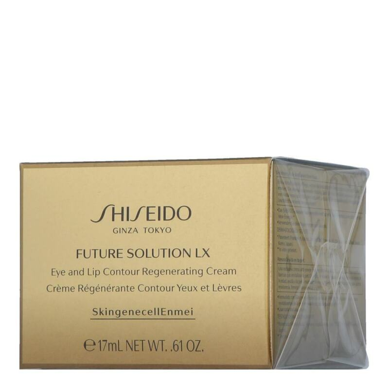 Shiseido Future Solution LX - Eye and Lip Contour Regenerating Cream 17 ml