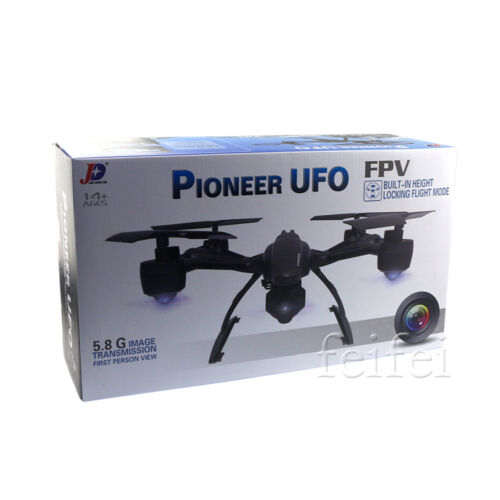 JXD 509G RC Drone FPV Quadcopter WIFI HD Camera 5.8G With LCD screen