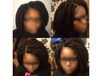Crochet Twists
