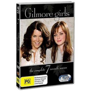 gilmore girls season 7 new dvd 9325336038468 ebay. Black Bedroom Furniture Sets. Home Design Ideas