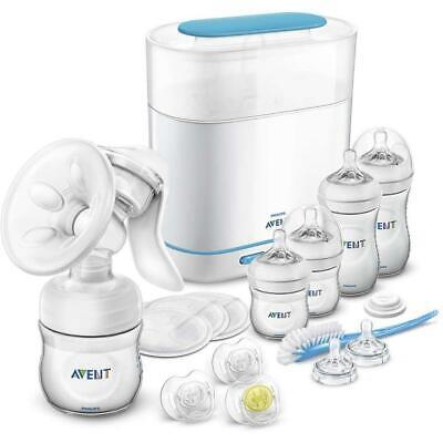 Avent kit starter set, dispenser & sterilizer,Baby,Nursing, Baby Shower gift