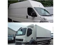 Man and Van, Man and Lorry, Removals Service, N.I/England (Regular)/Scotland/Ireland/Dublin
