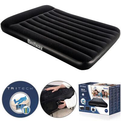 Bestway Colchón hinchable Aeroluxe para 2 personas cama inflable bomba de aire