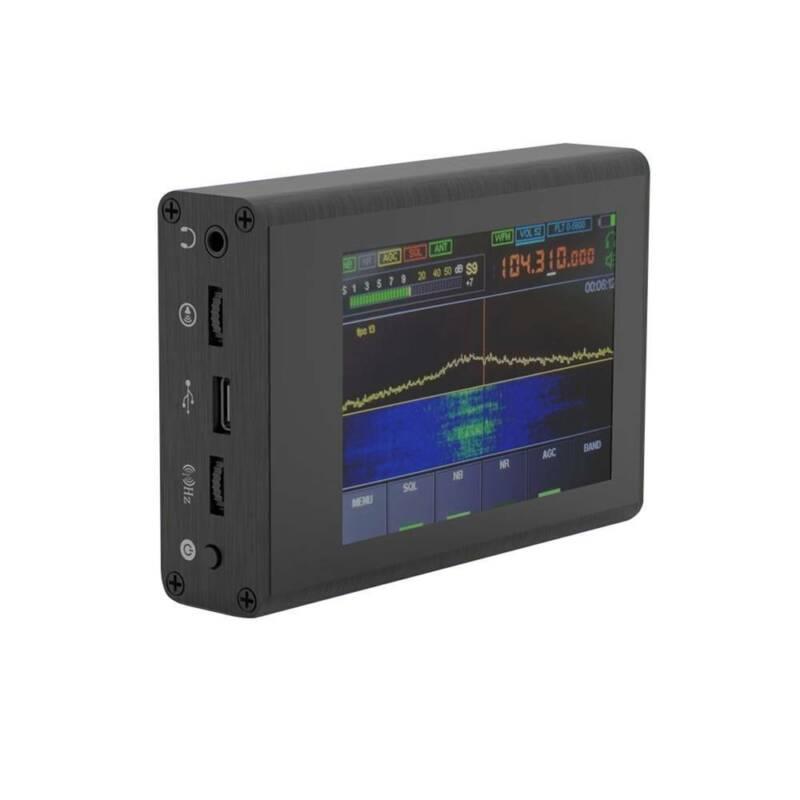 50KHz-200MHz / Malahit DSP Radio