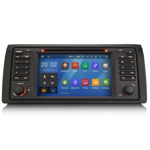 Android 7.1 Sat-Nav GPS DAB Radio Bluetooth WiFi DVD Stereo For Range Rover L322