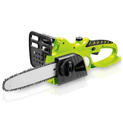 SereneLife 18V Cordless Chainsaw - Electric Home Garden Chai