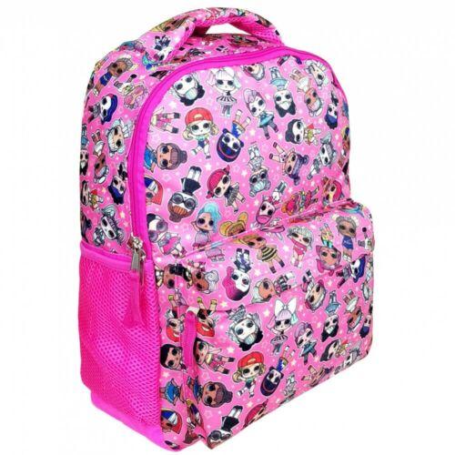 "LOL 16"" Allover Print Large Backpack"