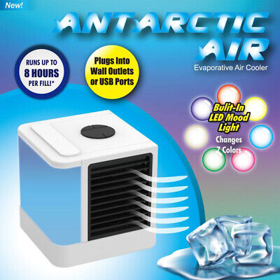 Portable Mini Air Conditioner Fan Personal Space Air Cooler The Quick Easy Way