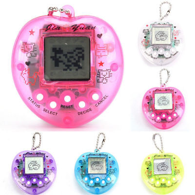 168 Pets in 1 Virtual Cyber Nostalgic Mini Pet Toy Tamagotchi Game Gifts Random