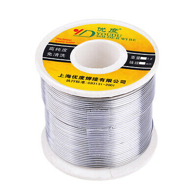 1 Roll 1mm 250g Tin Lead Solder Wire Rosin Core Soldering Flux Reel Tube