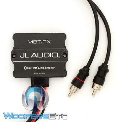 JL AUDIO MBT-RX UNIVERSAL AMPLIFIER OR STEREO CAR MARINE BLU