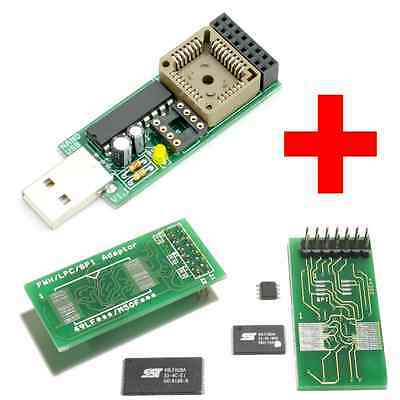 NANO BIOS Programmer + FWH/LPC TSOP40 or 32 BIOS repairing