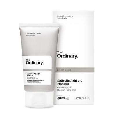 The Ordinary* Salicylic Acid 2% Masque 50ml Formulated for B