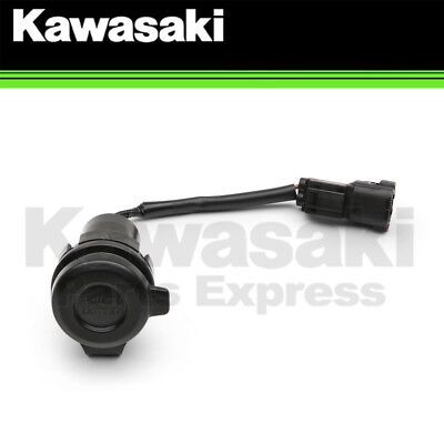 NEW 2018 GENUINE KAWASAKI NINJA H2™ SX DC POWER OUTLET 99994-1073