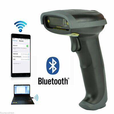 Bluetooth Wireless Barcode Scanner Handheld Upc Pos Gun Barcode Scanner Reader