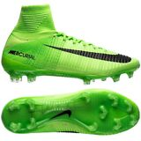 NIKE MERCURIAL SUPERFLY V FG SOCCER CLEATS MEN'S SIZE US 9.5 GREEN 831940-305