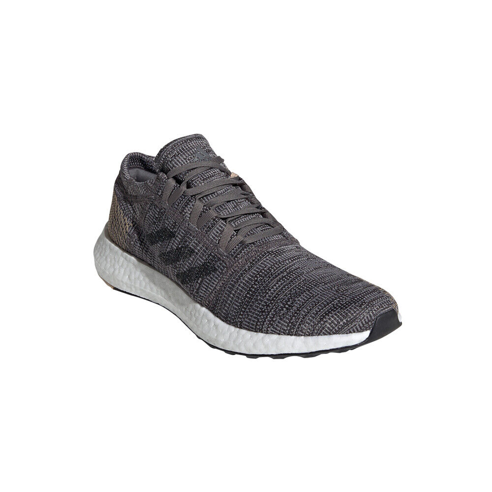 Adidas PureBOOST Go Men's [ Grey Five/Core Black/Pale Nude ] Running - MB37806
