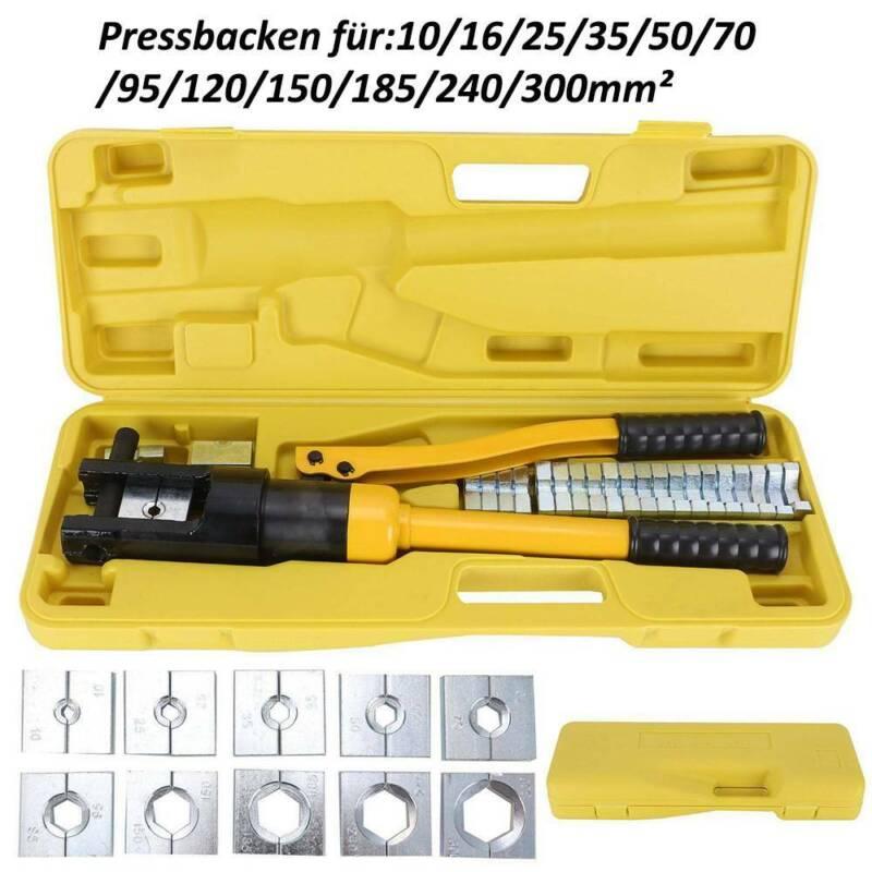 ZAC16-32 Hydraulisch Rohrpresszange U-Kontur Presszange Verbundrohr PEX 16-32mm