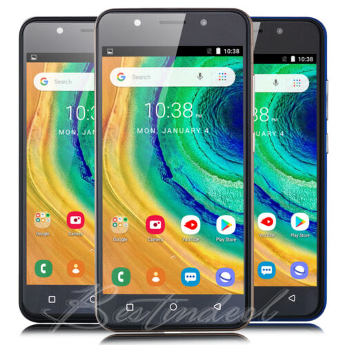 "2019 New 5.5"" GSM Unlocked Android 8.0 Cell Phones Dual SIM"