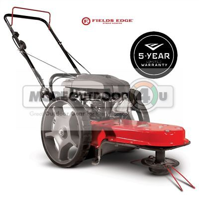 28463 NEW Fields Edge 4 Cycle M205 Walk Behind String Lawn Mower Trimmer 5 Year
