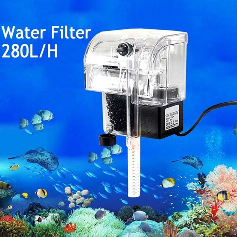For Aquarium External Water Filter Fish Tank Accessories Oxy