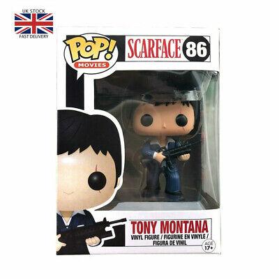 Funko POP Funko Pop Scarface Tony Montana Vinyl Action Figure Toy Gift Kids