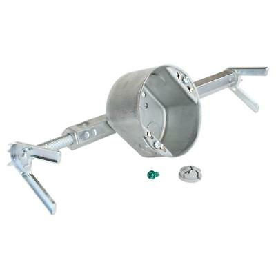 Commercial Electric Ceiling Fan Support Box wth Brace Kit