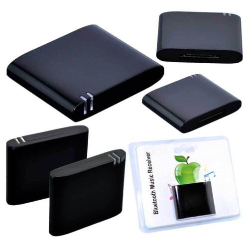 30 Pin Dock Speaker Bluetooth 4.1 Audio Receiver Adapter For IPod IPhone PC FAI 6006372502740