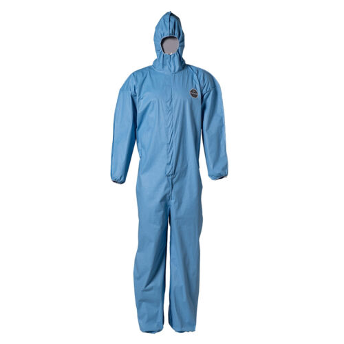 DUPONT PROSHEILD 80 - P8127BB BLOODBORNE & PATHOGEN PROTECTION COVERALLS -1 SUIT