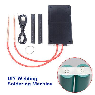 Portable Spot Welder Battery Spot Soldering Welding Machine 6 Gears Adjustable