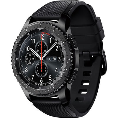 Samsung Gear S3 Marches SM-R760 Bluetooth Smartwatch With Develop GPS Waterproof
