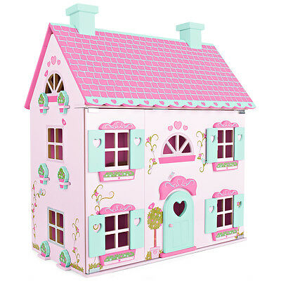 Universe of Imagination Country Mansion Table Top Doll House, Only at Toys R Us