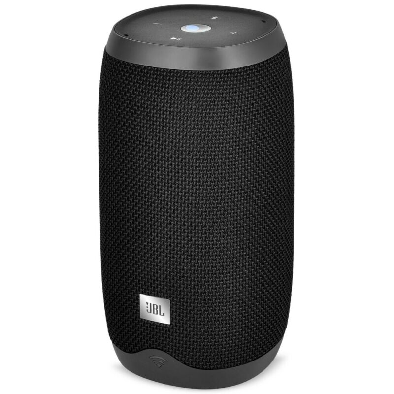 JBL LINK 10 Portable Bluetooth Speaker - Black