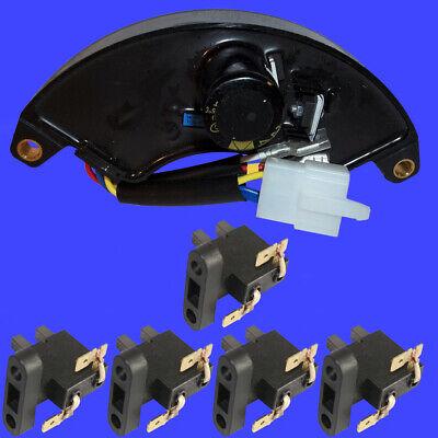 Onan Voltage Regulator 5 Carbon Brush For Homesite 5500 6500 Generator Avr