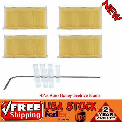 Auto Honey Beehive Frames Beekeeping Kit Bee Hive Auto Harvesting Honey Profi