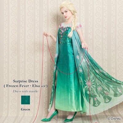 AUTHENTIC Secret Honey Surprise Dress Frozen fever Elsa ver