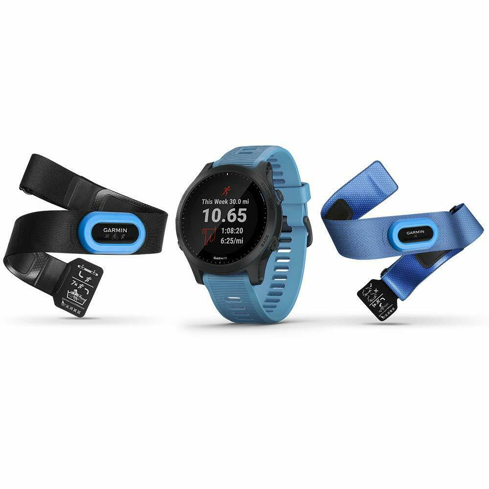 NEW 2019 Garmin ForeRunner 945 GPS Smart Watch MultiSport Tr