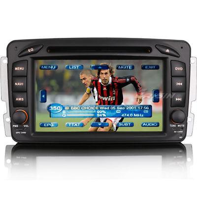 Autoradio GPS Navi CD USB Mercedes Benz C/CLK/G Klasse W203 W209 W639 Vito Viano online kaufen