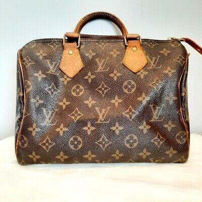 Vintage Louis Vuitton Speedy 25