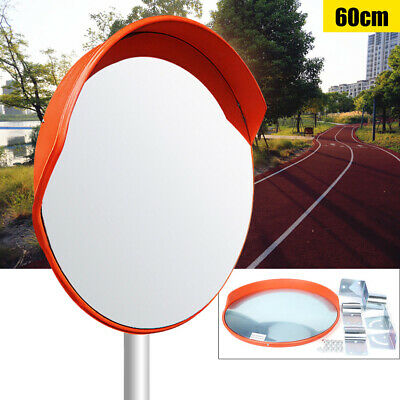 24 Convex Security Safety Mirror Outdoor Road Traffic Driveway Wide Angle