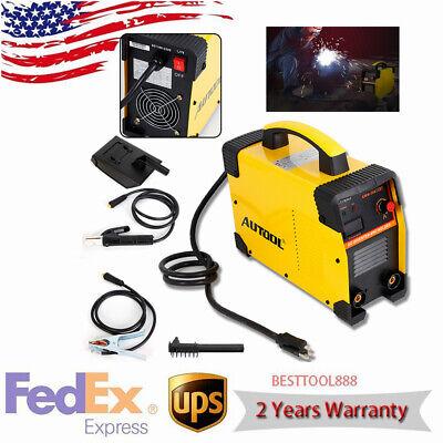 Ewm-508 Mini Portable Arc Welder Igbt Welding Machine Inverter 20a-160a 110v Usa