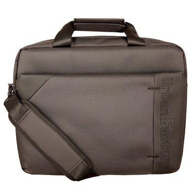 Urban Factory (14 inch) Laptop Bag (Black)