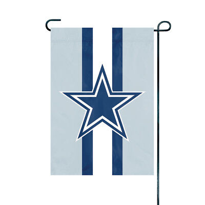 Dallas Cowboys  Extra Large Garden Flag 18 X 12.5 Special Edition Star
