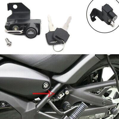Motorcycle Parts Helmet Lock + Key Set For Kawasaki VN650 Vulcan S 2015-2021