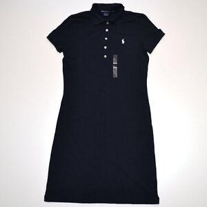 ... Lauren Polo Shirt Dress Womens Sport Mesh Tennis Classic Xs S M L Xl