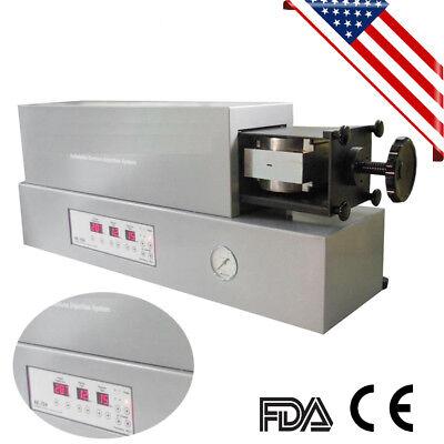 Dental Lab Equipment Automatic Flexible Denture Injection System Unit Equipment