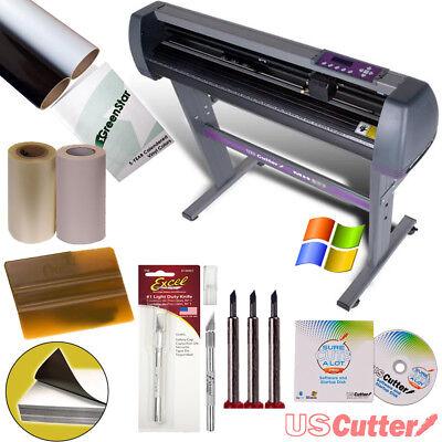 Mh 721 28 Vinyl Cutter Value Kit W Sure Cuts A Lot Pro - Design Cut Software
