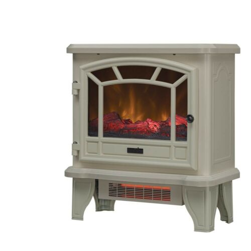 electric fireplace stove 1500watt infrared heater