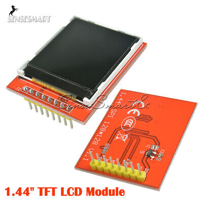 128x128 1.44 Serial Spi Color Tft Lcd Module Display Replace Nokia 5110 Lcd Red