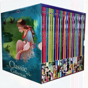 Ladybird Tales Classic Children Collection 22 Books Box Set Pack NEW